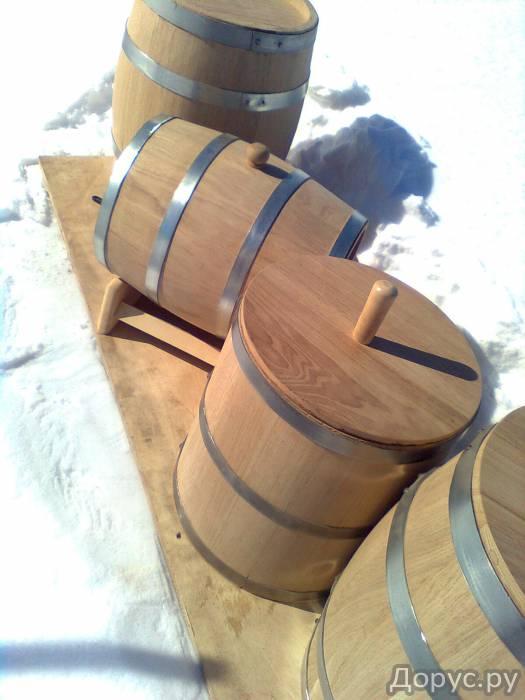 Бочки из дуба - Товары для дома - Продам бочки дубовые для вина,засолки - город Йошкар-Ола - Товары..., фото 1