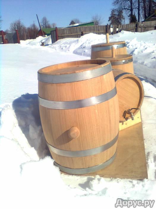 Бочки из дуба - Товары для дома - Продам бочки дубовые для вина,засолки - город Йошкар-Ола - Товары..., фото 2