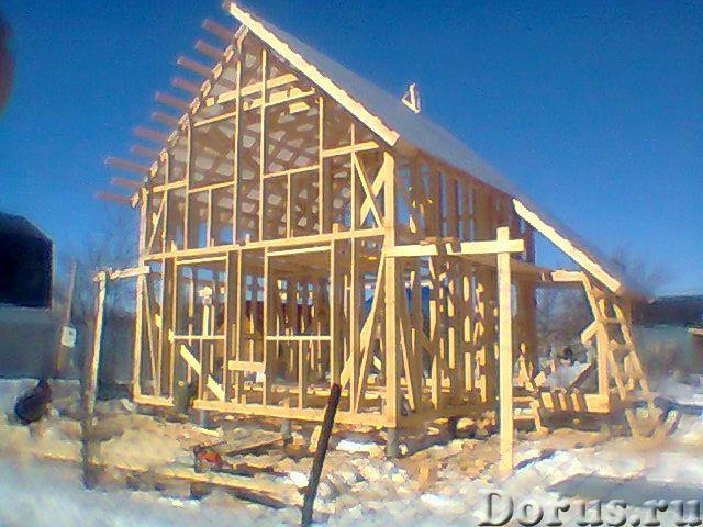 Плотники без посредников - Строительные услуги - Строительство из дерева домов, бань, фундамент, кры..., фото 1