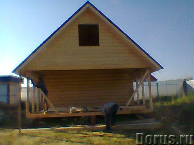 Плотники без посредников - Строительные услуги - Строительство из дерева домов, бань, фундамент, кры..., фото 4