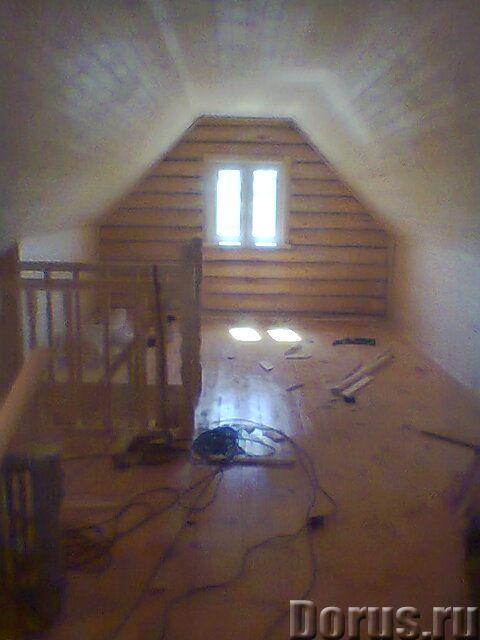 Плотники без посредников - Строительные услуги - Строительство из дерева домов, бань, фундамент, кры..., фото 5