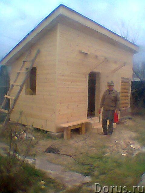 Плотники без посредников - Строительные услуги - Строительство из дерева домов, бань, фундамент, кры..., фото 7